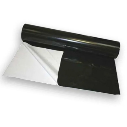 GB Hydroponics - Black/White Sheeting (125mu) 100m x 200m Roll