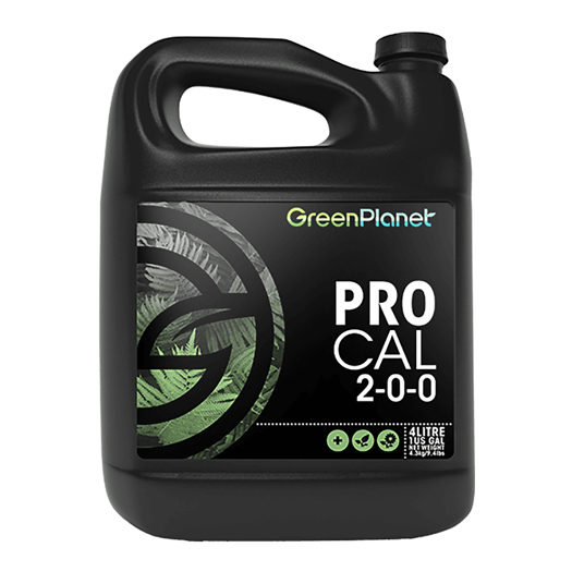 Green Planet - Pro Cal 2-0-0 - 1L - GB Hydro