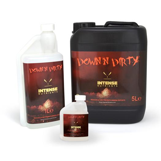 Intense Down & Dirty - 1L - GB Hydroponics