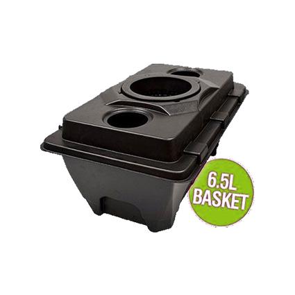 GB Hydro - Oxypot XL + 6.5 L Basket - 82x53cm - 70L