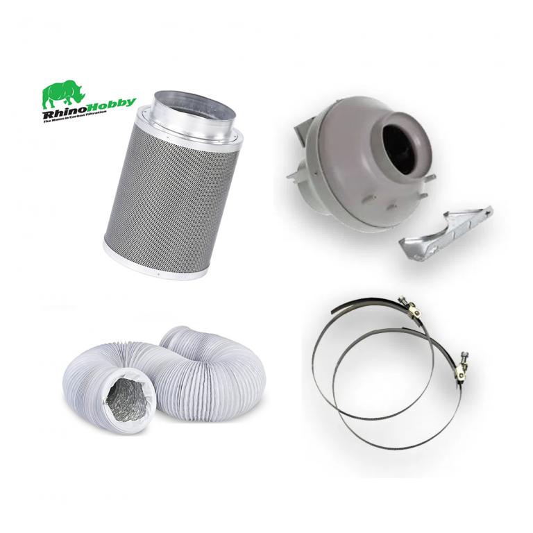 Rhino Hobby Fan and Filter Kit