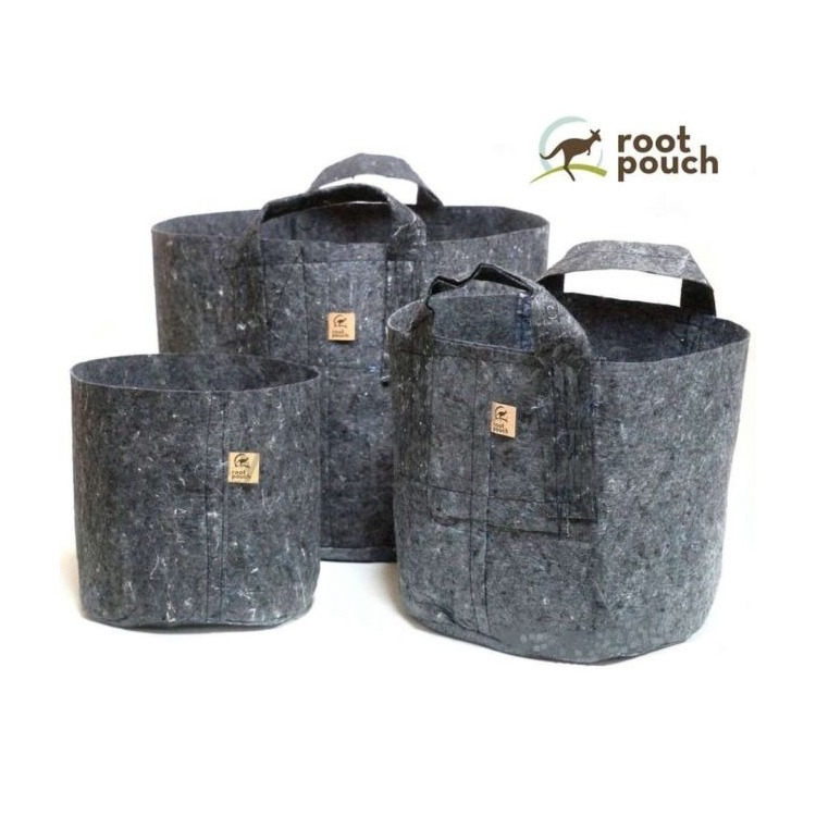 GB Hydroponics - Root Pouches - Pots, Trays and Containers