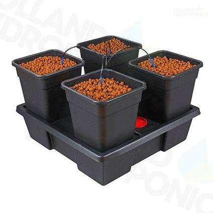 GB Hydro - Wilma XL 4 - 90x90cm - 4 x 18L Pots