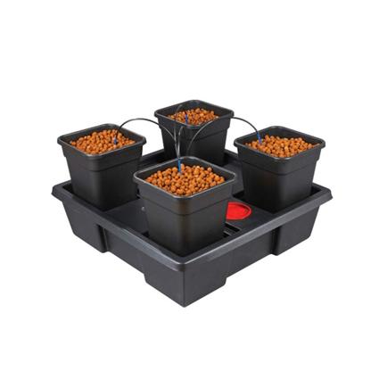 GB Hydro - Wilma Small 4 - 60x60cm - 4 x 6L Pots
